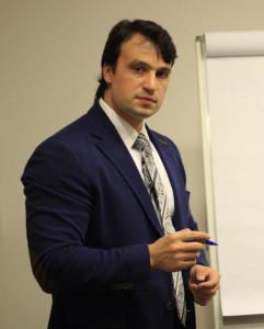 Бизнес-консультант Сергей Кошечкин