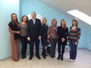 Участники Мастер-класса по постановке целей Алексея Дроздова